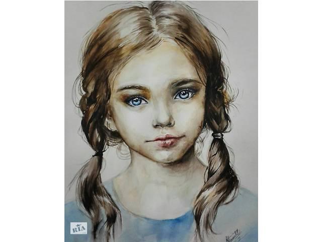 бу Картины, портреты по фото, роспись стен  в Украине