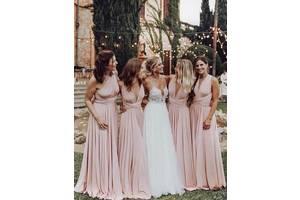 Пошив свадебных изделий для всех платья для подружек невесты