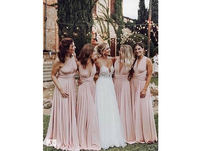 Пошив свадебных изделий для всех платья для подружек невесты- объявление о продаже  в Киеве