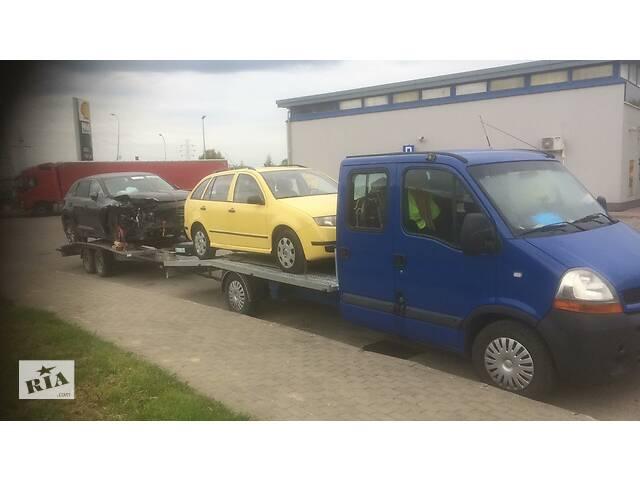 купить бу Послуги евакуатора, малого автовоза на 2 авто в Ровно
