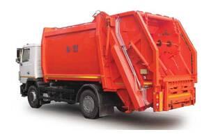 Поставка гидравлики на мусоровозы Маз