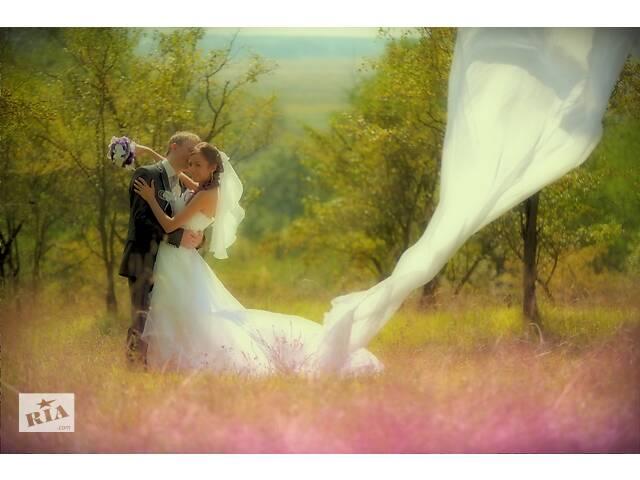 Профессиональная видео-фотосъемка свадьбы/Фотограф, видео оператор на свадьбу.- объявление о продаже   в Украине