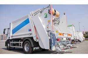 Виробництво гідравліки на сміттєвоз