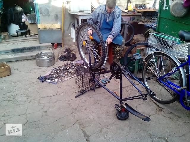 Ремонт велосипедов- объявление о продаже   в Украине