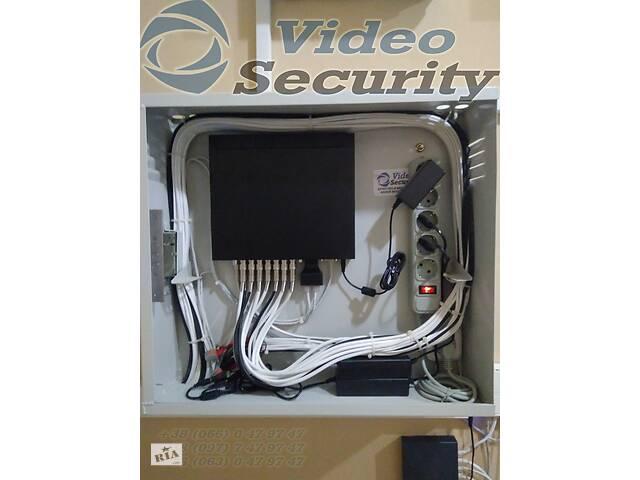 купить бу Ремонт и обслуживание систем видеонаблюдения, домофонии, СКД, установка,монтаж,настройка  в Украине