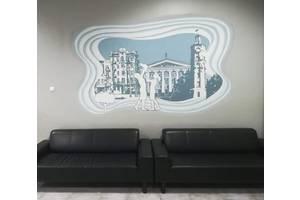 Роспись стен в квартирах, учреждениях, на фасадах,портреты на заказ