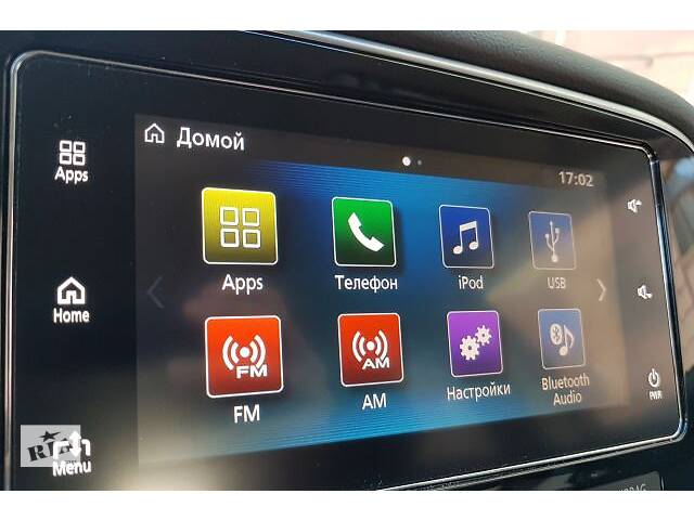 купить бу Mitsubishi Outlander III Pajero Sport Pajero IV Прошивка Русификация  в Украине