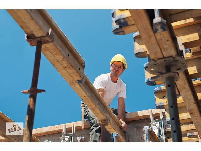 купить бу Строительные работы, строительство фундамента, бассейна, забора беседок, кладка кирпича, газоблока, керамоблока в Киевской области