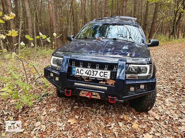 Силовой бампер на джип Гранд чероки.- объявление о продаже   в Украине