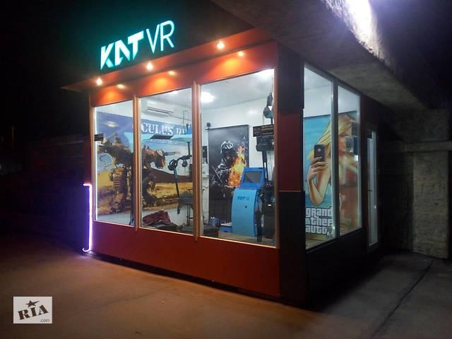 бу VR станція, симулятор Kat Walk (під бізнес)  в Україні