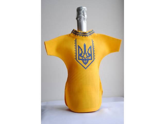 Вишиванка для пляшки- объявление о продаже  в Чернігові