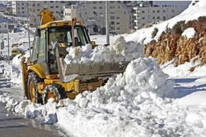 Вывоз снега \с погрузкой\