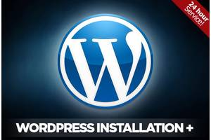 WordPress сайт, блог, магазин, лендинг - шаблоны и хостинг