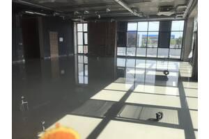 Заливка підлоги. Вирівнювання покриттів. Ремонт підлоги