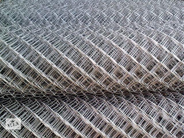 бу Сетка рабица оцинкованая и в полимере от производителя в Виннице