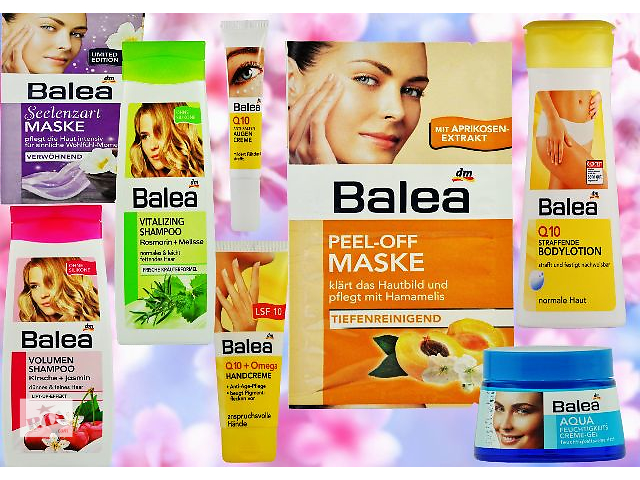 Купить косметику balea в москве кислотная косметика купить