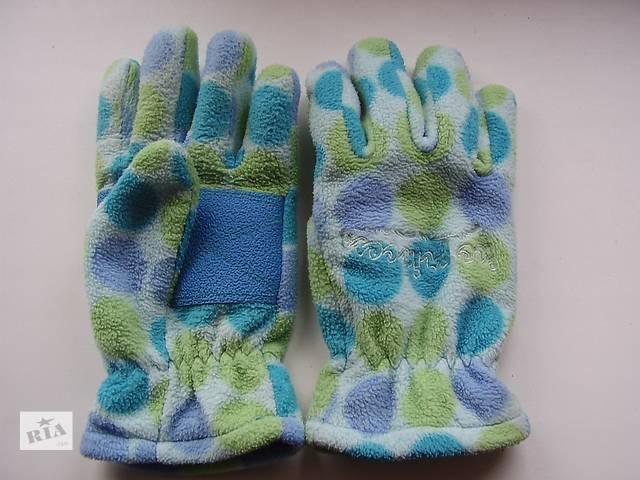 продам Шапка на девочку 3-5 лет+ перчатки  бу в Днепре (Днепропетровск)