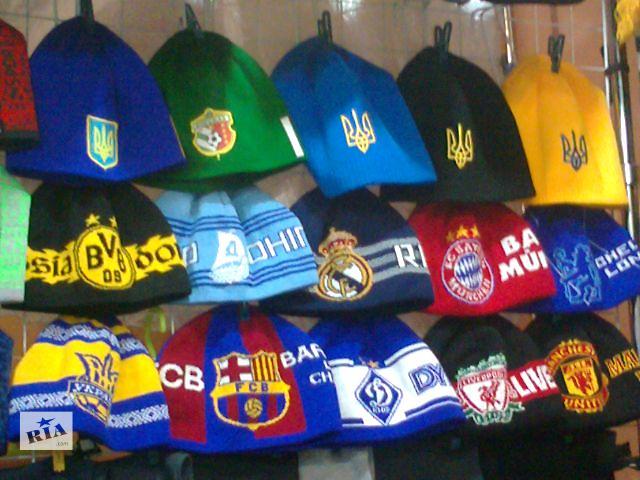 купить бу Шапочки,шарфики,спортивные.  в Украине