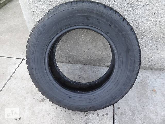 продам Б/у шины 215/70 r 16 Dunlop winter sport m2 бу в Хусті