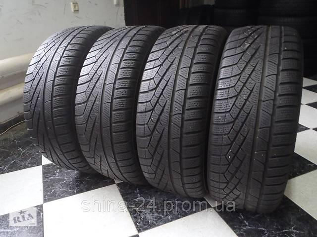 бу Шина бу 235/60/R16 Pirelli SottoZero Winter 210  Зима в Кременчуге
