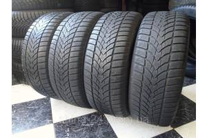 Шины бу 205/55/R16 Dunlop Sp Winter Sport 4D Зима