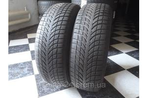 Шины бу 215/70/R16 Michelin Latitude Alpin LA2 Зима 6,17мм 2017г