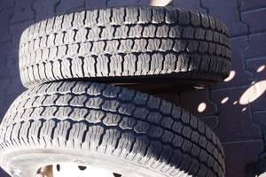 Зимові шини для буса 185\70 R14С ціна800гр за один висота протектора 8мм 2008рв привезені з гумою провірені гарантія н