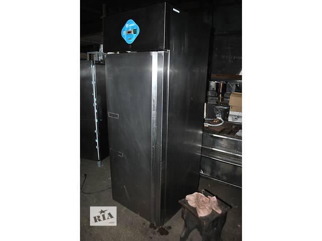 Шкаф морозильный бу Desmon нерж 700л (-15-20) .Бу морозильный шкаф для ресторана, кафе, бара - объявление о продаже  в Киеве