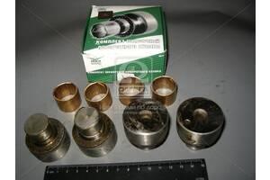 Шкворень в комплекте (4 шкворня+4 втулки+4 шайбы) старого образца УАЗ 452,469 (пр-во УАЗ)