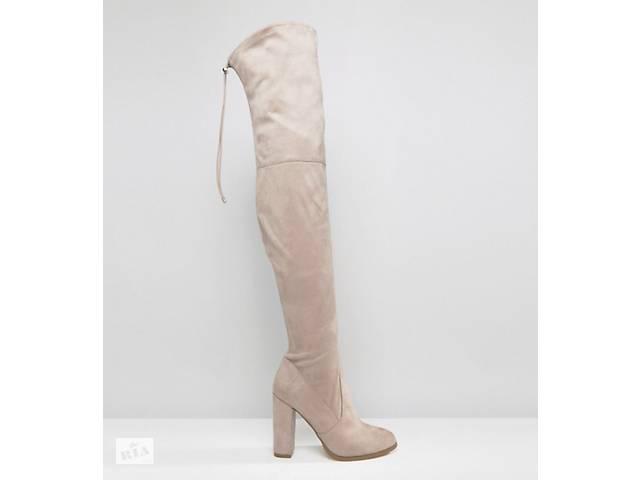 51293aab Ботфорты ASOS - Женская обувь в Броварах на RIA.com