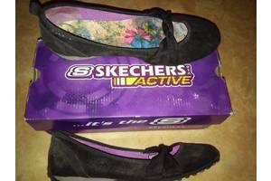 б/у Женские балетки Skechers