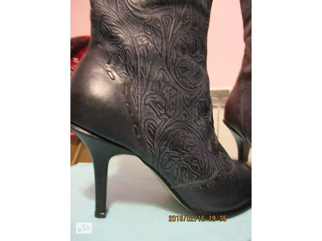 Шкіряні чоботи Barrats Англія 8 розмір - Жіноче взуття в Львові на ... 8b47714243fa3