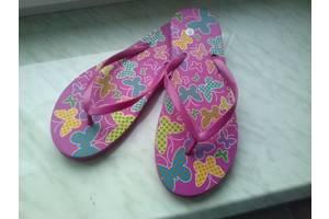 Женская пляжная обувь