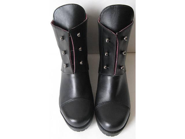 91bf43a16958 бу Стильные Hermes болты! ботинки женские демисезонные сапоги Гермес кожа в  Харькове