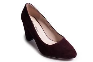 Туфли LEDY MARCIA K7368-209-1228 Бордовый