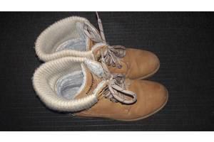 б/в Жіночі черевики і напівчеревики Timberland