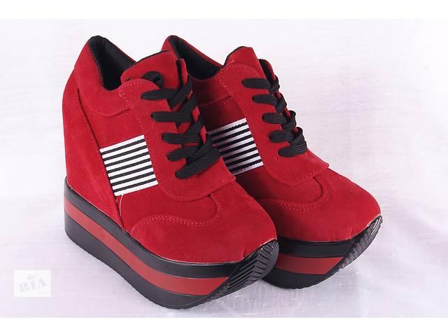 Жіночі кросівки на платформі 00222 - Жіноче взуття в Мелітополі на ... da18286343bbc
