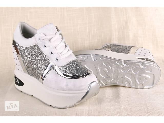 Жіночі кросівки на платформі 00465 - Жіноче взуття в Мелітополі на ... c2b300fe9b772