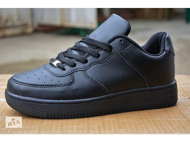 продам Женские кроссовки Nike Air Force 1 low найк аир форс белые black черные бу в Южноукраинске