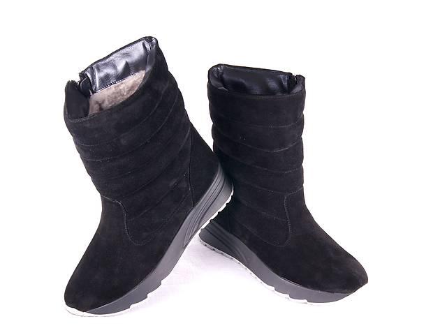 Женские сапоги зимние 00290- объявление о продаже  в Мелитополе