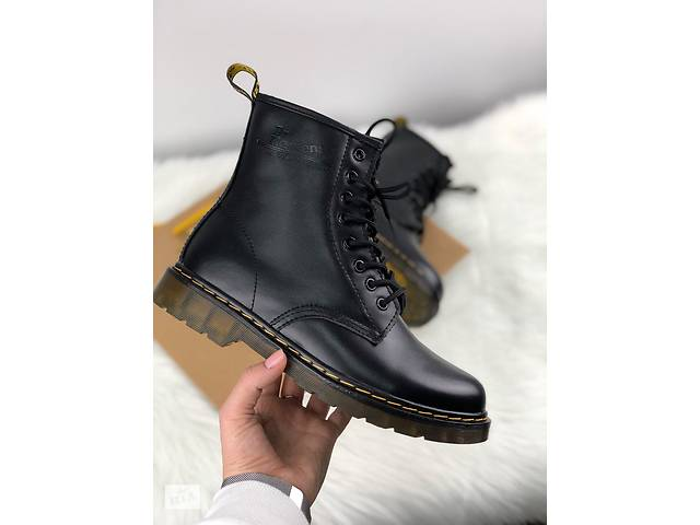 продам Зимние ботинки унисекс Dr. Martens 1460 Black 36-45р. бу в Киеве 8f5e85dc3bcfa