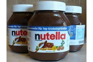 Шоколадная паста Nutella Нутелла