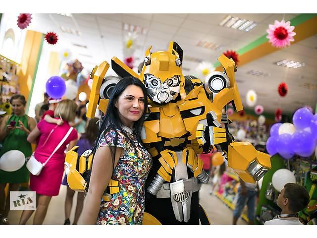 продам Шоу робота-трансформера  бу  в Украине