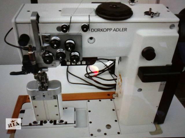 Швейная машина двухигольная Durkopp/Дюркоп 768 FAP.- объявление о продаже  в Киеве