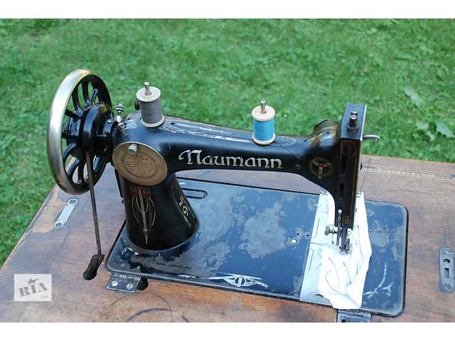 """Швейная машинка """"Nauman""""- объявление о продаже  в Броварах"""