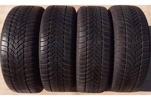 Шини 205/55/16 Dunlop WinterSport 4D 2х6.5мм 2х5.5 mm протектор зимова гума