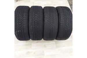 Шини 205/55/16 Dunlop WinterSport 4D 2х8мм 2х6 mm протектор зимова гума