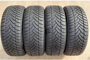 Шини 205/55/16 Dunlop WinterSport M3 4х7мм протектор зимова гума