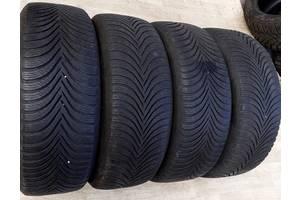 Шини 205/55/16  Michelin Alpin A5 4х6.5-6 mm протектор зимова гума