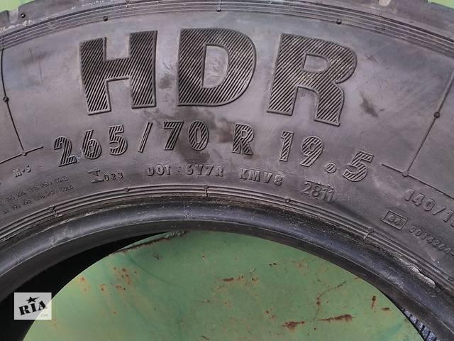 бу  Шины для грузовика 2657019.5 в Киеве